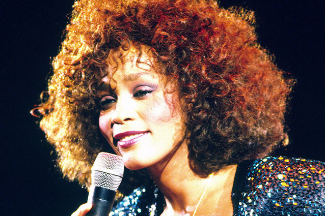 Anniversary of Whitney Houston Death