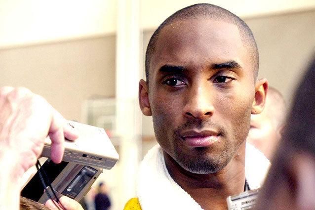 Kobe Bryant Lakers Gay Slur