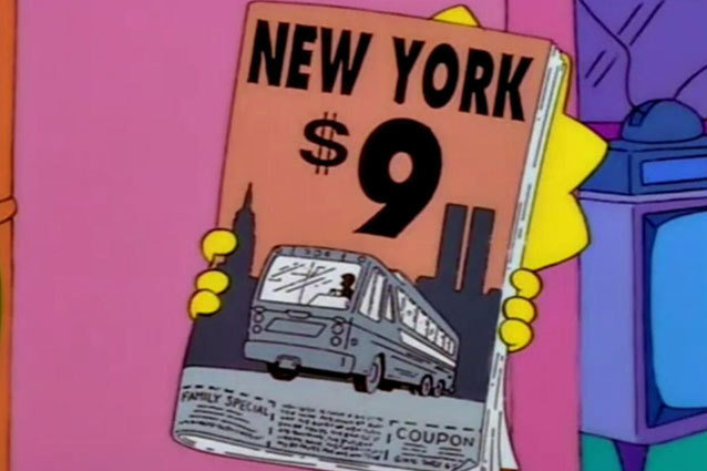 Did 'The Simpsons' Predict 9/11