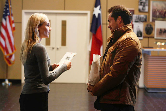 Diane Kruger's The Bridge