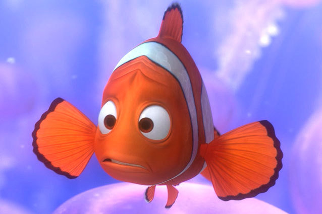 Finding Nemo - Albert Brooks as Marlin