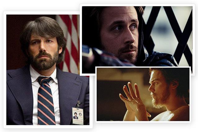 Ben Affleck, Ryan Gosling, Leonardo DiCaprio