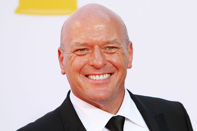 Dean Norris will star in CBS' Under the Dome