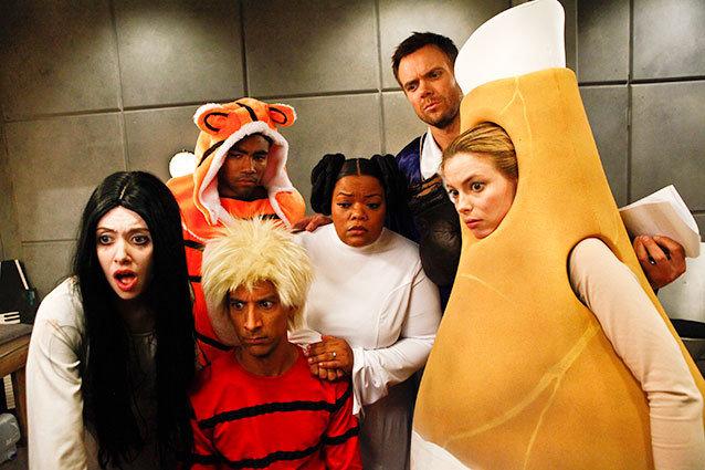 Community Halloween Episode Season 4