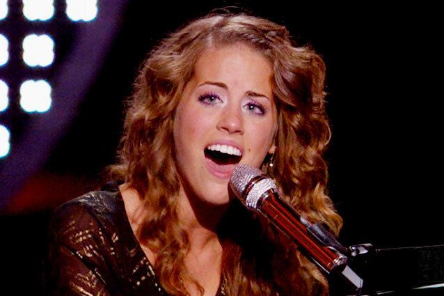 American Idol Girls Hollywood Week Angela Miller