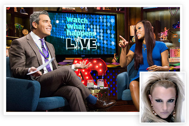 Eve talks Britney Spears on Watch What Happens