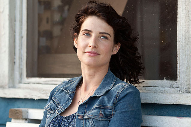 Cobie Smulders role in safe haven