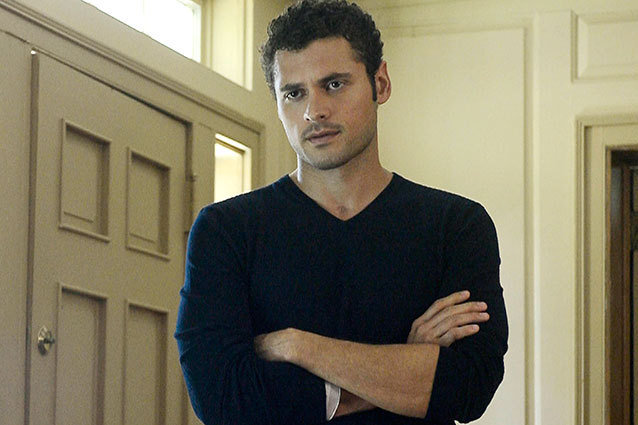 The Following Adan Canto