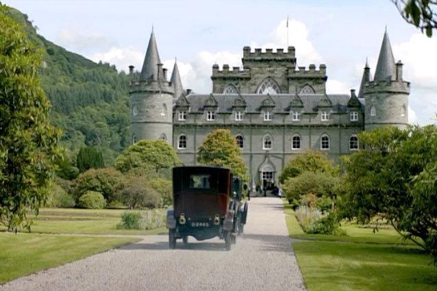 Duneagle Castle