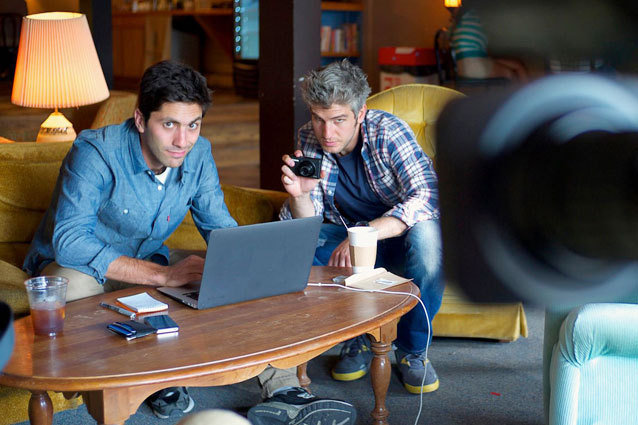 Nev Schulman and Max Joseph of MTV's 'Catfish: The TV Show'