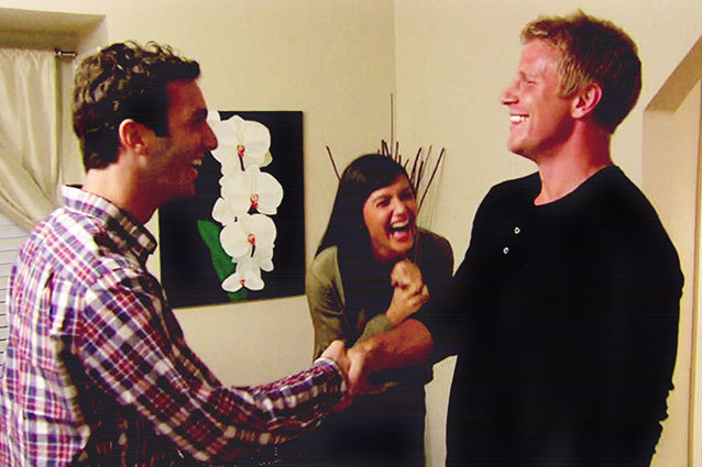 Sean Lowe and Desiree of ABC's 'The Bachelor'
