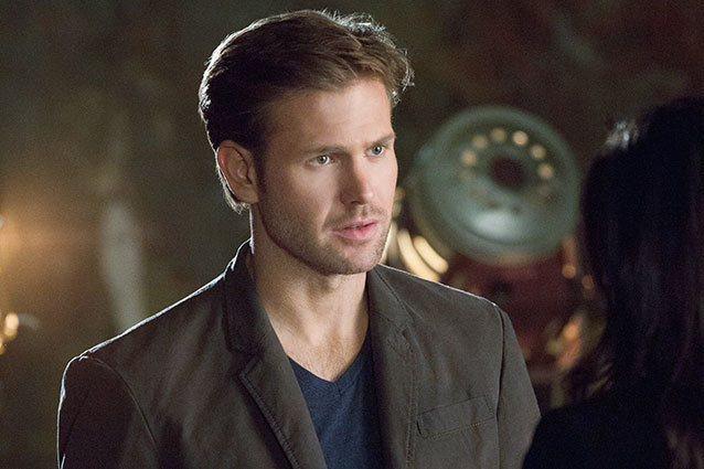Matt Davis in Cult on The CW