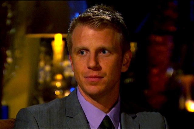 Sean on The Bachelor