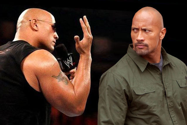 The Rock Dwayne Johnson Career