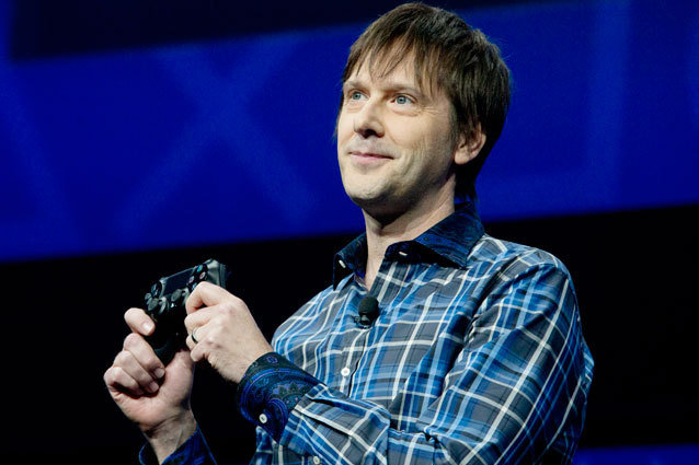 Sony systems architect Mark Cerny talks about the PlayStation 4