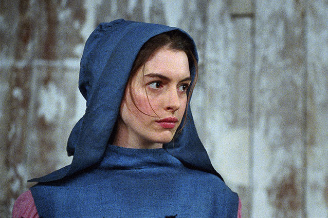 Anne Hathaway Les Miserables Best Actress Oscar Prediction