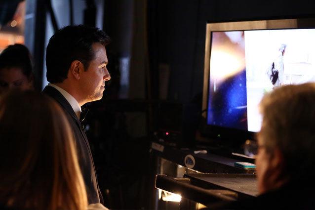 Seth MacFarlane: 2013 Oscars