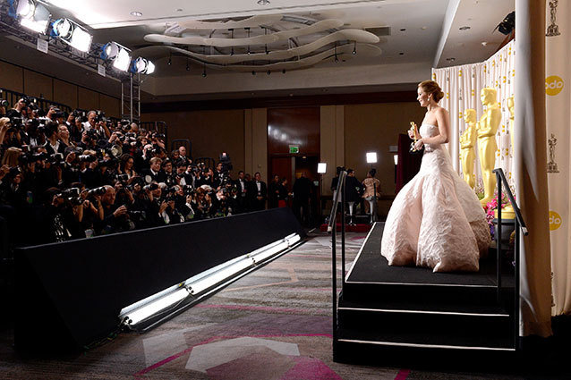 Jennifer Lawrence Press Conference