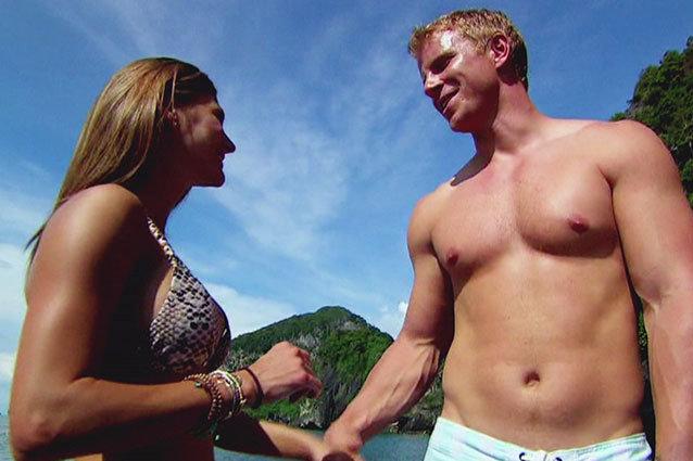 The Bachelor Sean and AshLee