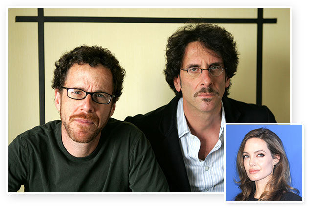 The Coen Brothers/Angelina Jolie