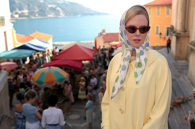 Nicole Kidman as Grace Kelly in 'Grace of Monaco'