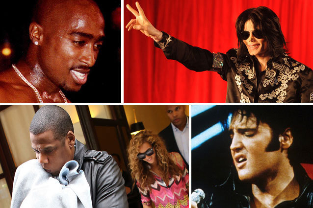 Cult stars talk pop culture conspiracies - is Michael Jackson alive? Is Elvis really dead? Did Beyonce Have Blue Ivy?