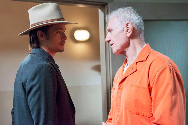 Justified Raylan and Arlo