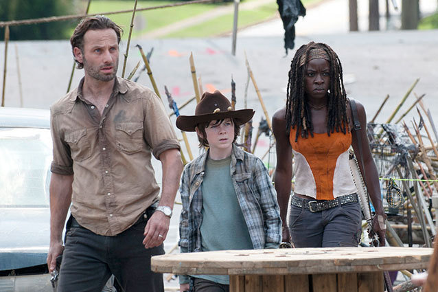 'The Walking Dead' Gets New Showrunner Scott M. Gimple