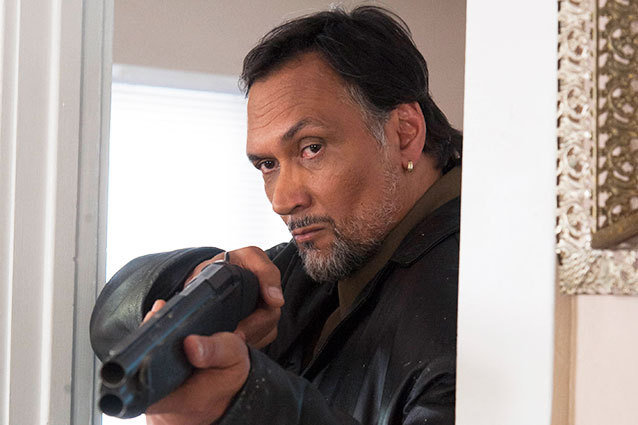 Jimmy Smits Back for Season 6 of Sons of Anarchy