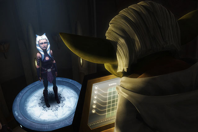 'Star Wars: The Clone Wars' Reveals Why Ahsoka Isn't in Episode III
