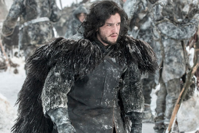 Jon Snow Game of Thrones Season 3