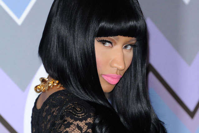 Nicki Minaj Fires Stylist
