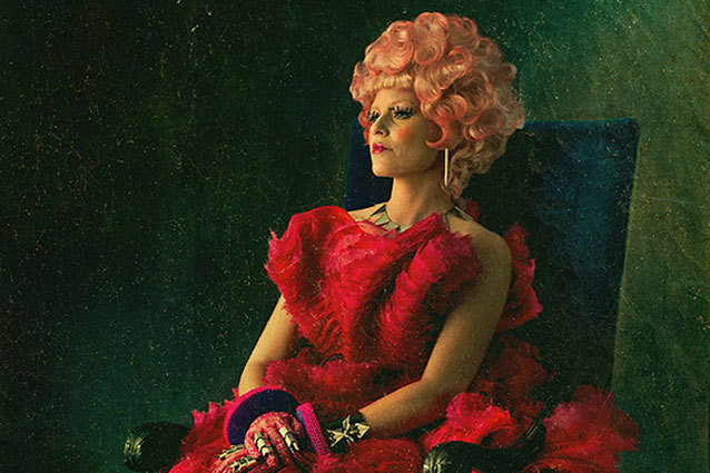 The Hunger Games: Catching Fire, Effie Trinket