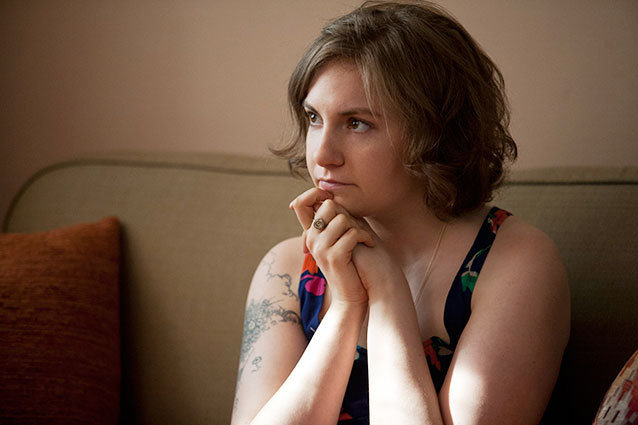 "Girls: ""It's Back"" (Lena Dunham)"