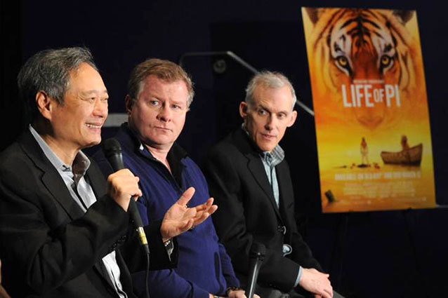 Life of Pi Blu-ray Presentation