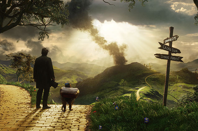 Oz the Great and Powerful Proves Escapism is Back