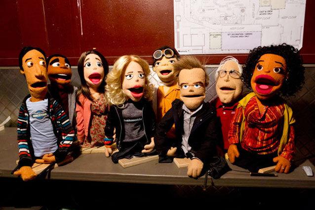 Community - Puppets