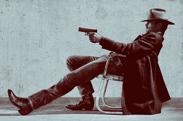 Justified DVD Giveaway