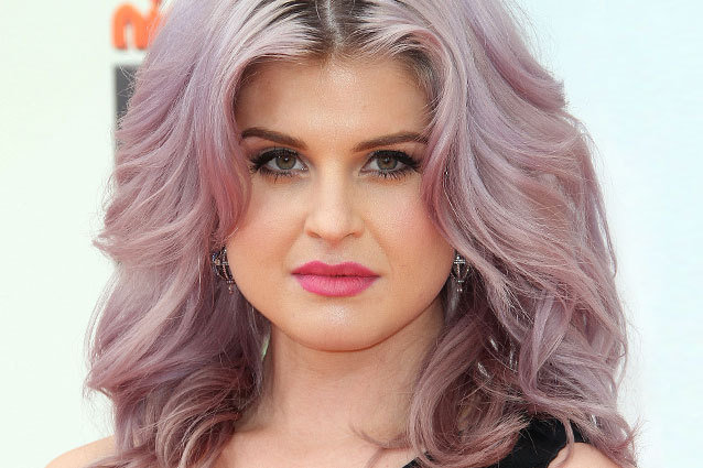 Kelly Osbourne rushed to the hospital after a seizure