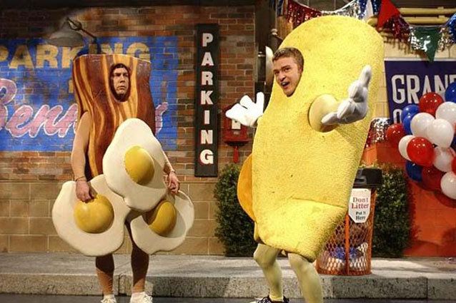 Justin Timberlake Hosting Saturday Night Live