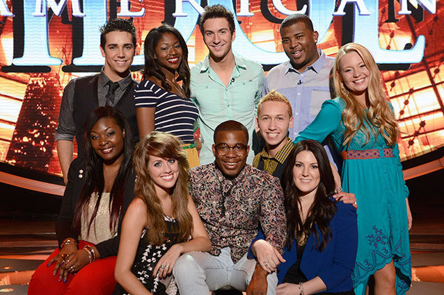 American Idol Season 12 Top 10 share their dream themes