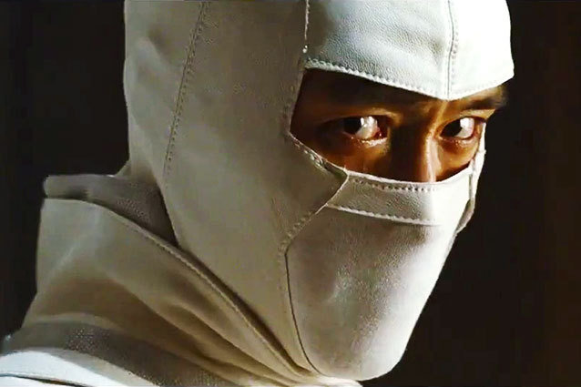 G.I. Joe: Retaliation: Storm Shadow (Byung-hun Lee)