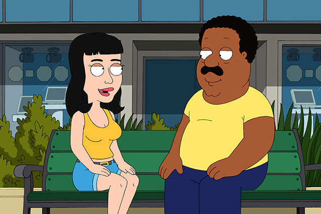 Krysten Ritter on The Cleveland Show