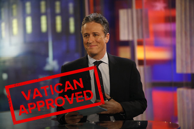 Vatican Approved Daily Show