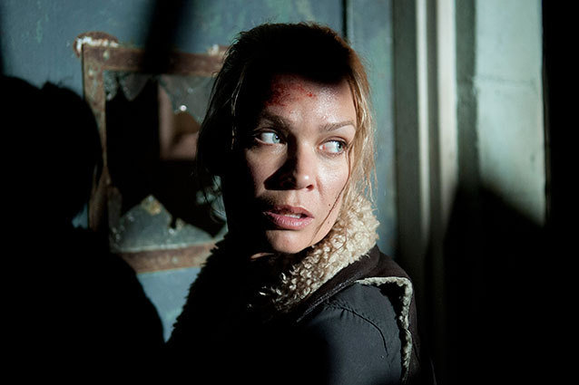The Walking Dead Andrea Laurie Holden