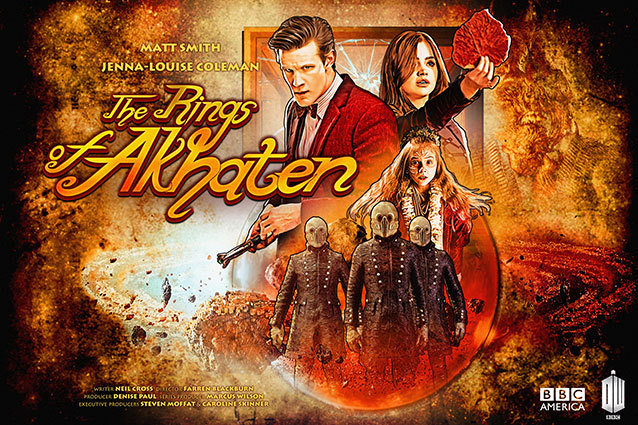 Doctor Who The Rings of Akhaten