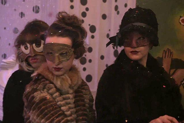 Mirrors - Masquerade