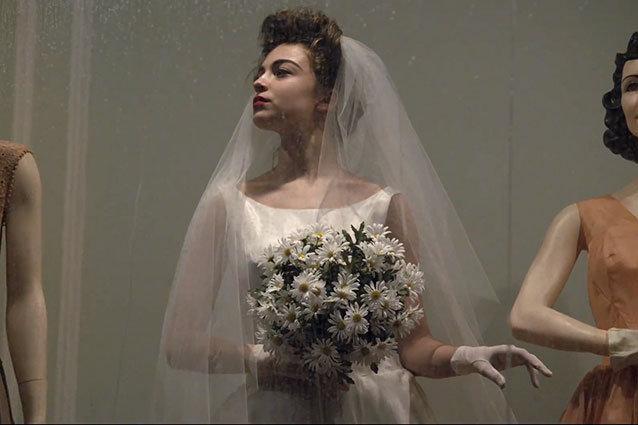 Mirrors - Mannequin Bride