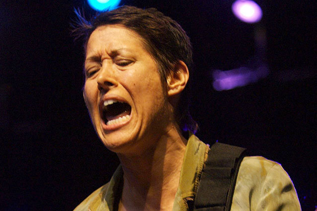 Michelle Shocked Tour Canceled