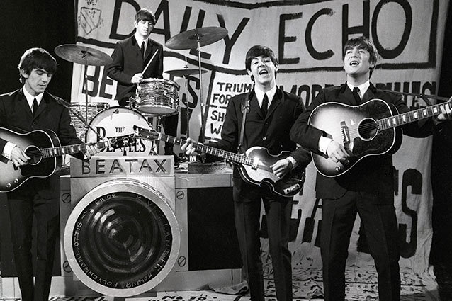 Marking the 50th anniversary of The Beatles' first album with a list of their 50 Greatest Songs